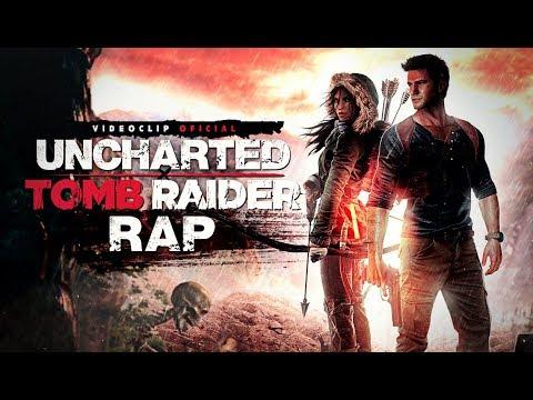 Video UNCHARTED X TOMB RAIDER RAP「La Emoción de la Aventura」║ VIDEOCLIP OFICIAL ║ JAY-F download in MP3, 3GP, MP4, WEBM, AVI, FLV January 2017