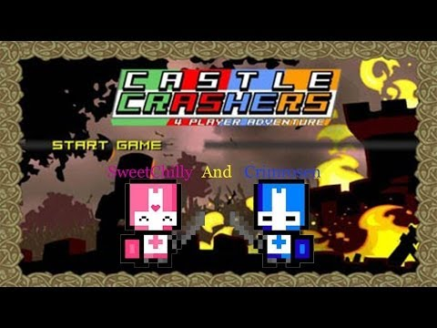 Castle Crashers Episode 15 Popcorn Boss Dead Finally