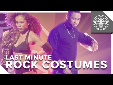 6 Last Minute Rock Halloween Costumes