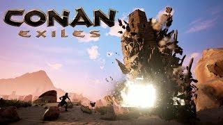 Строительство в мире Conan Exiles