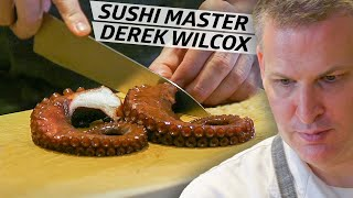 Video How Master Sushi Chef Derek Wilcox Brought His Japanese Training to New York — Omakase MP3, 3GP, MP4, WEBM, AVI, FLV September 2019