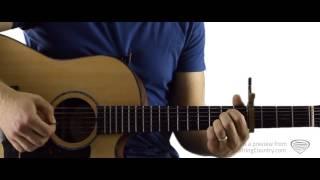 It Goes Like This - Thomas Rhett - Guitar Lesson and Tutorial