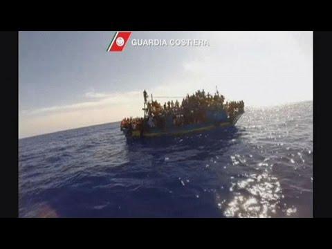 AB Liderler Zirvesi göçmen krizini görüşmek üzere toplanıyor