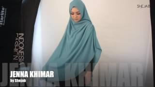 Video Shejab Official - Tutorial Jenna Khimar MP3, 3GP, MP4, WEBM, AVI, FLV Januari 2018
