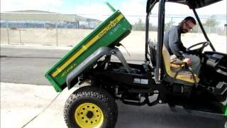 3. For Sale 2008 John Deere Gator 620i 4x4 XUV 23hp Fuel Injected UTV bidadoo.com