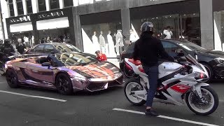 Video When Superbikes Meet Supercars | BAZ Channel MP3, 3GP, MP4, WEBM, AVI, FLV September 2019
