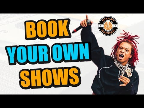 How To Get Booked For Shows (insider Details)