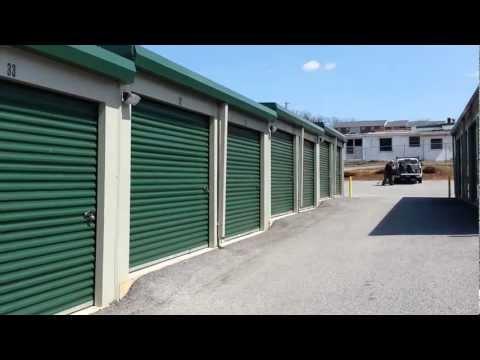 SmartLock Self-Storage Facility Tour
