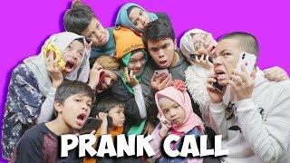 Video AKU HAMIL!! PRANK CALL BARENG 11 ANAK | Gen Halilintar MP3, 3GP, MP4, WEBM, AVI, FLV Februari 2018
