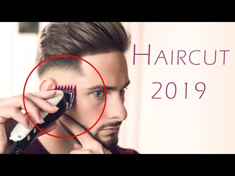 Haircut 2019 | Self-Haircut | Inspiration