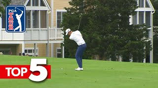 Top-5 Shots of the Week | Travelers by PGA TOUR