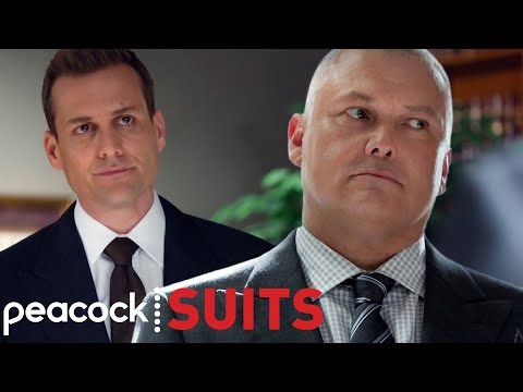 ''I Guess It's The BEST SHOT We Have'' | Suits