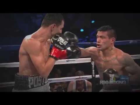 lucas matthysse vs. viktor postol: hbo boxing after dark highlights