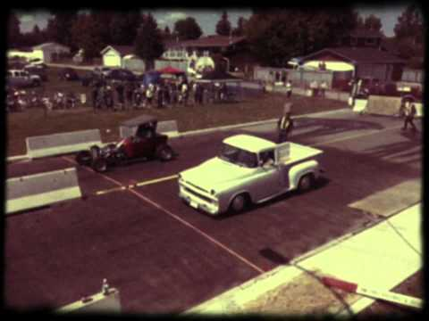 Tbucket Race at the Fuel Junkies Drag Races 2012