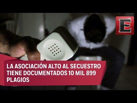 Crecen los secuestros en un 95% durante la administración de Peña Nieto
