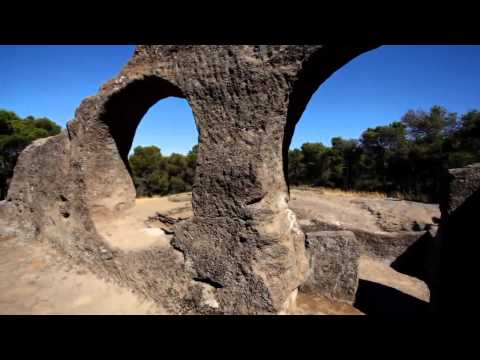 Ardales HD: El Desfiladero de los Gaitanes. Provincia de Málaga y su Costa del Sol