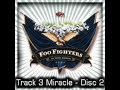 Miracle (Song) by Foo Fighters
