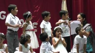 Bible Verse Recital By Small Children