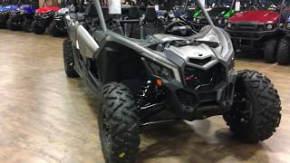 8. 2018 CAN-AM MAVERICK X3 MAX XDS TURBO R C000038A