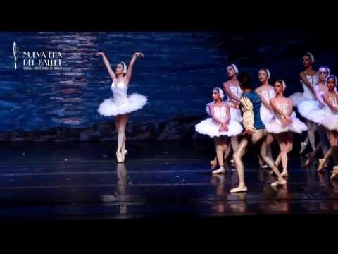 El Lago de Los Cisnes Escuela Nueva Era del Ballet Gala Fin de Curso 2013