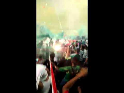 La fiesta contra el chuco desde adentro - Fúria Verde - Marathón
