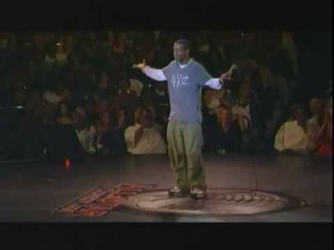 Tommy Davidson on Spanish (NBA All-Star Comedy Jam)