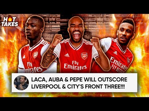 Video: Do Arsenal Have The Best Front 3 In The Premier League?! | #HotTakes