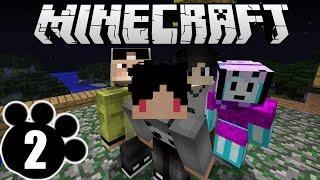 Video Minecraft Adventure Indonesia - Ekspedisi Sarang Ratu Lebah ! ft. 4Brothers (2) MP3, 3GP, MP4, WEBM, AVI, FLV Juli 2018