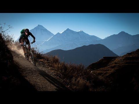 Mountain bike tour in Nepal - Mustang region