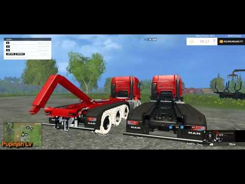 MAN TGS agricultural HKL v2.0