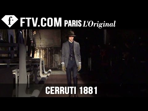 Fashion TV - http://www.FashionTV.com/live PARIS - See the latest menswear from Cerruti 1881 on the runway at Paris Men's Fashion Week Fall/Winter 2015-16. For franchising opportunities with FashionTV,...