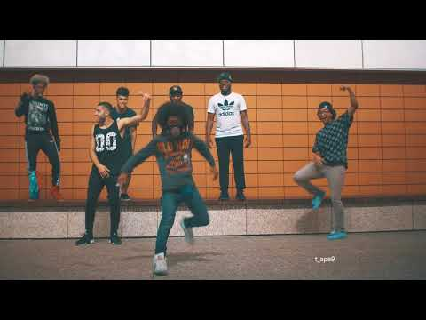 Chris Brown - Pills and Auto Mobiles | Freestyle Dance