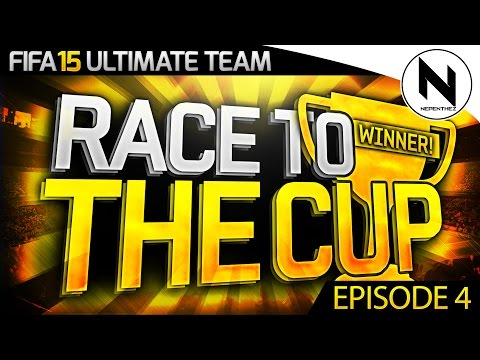 Cup - RAGE QUIT!!! - Race to the Cup #04, FIFA 15 Gameplay, FIFA 15 Ultimate Team Champions Shield, - FIFA 15