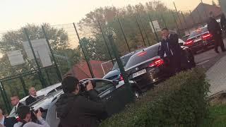 Kaczyński w Krośnie. Nie takiego powitania się spodziewał