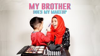 Video Muka Gosong! - My Brother does My Makeup (Gone Wrong) | Gen Halilintar MP3, 3GP, MP4, WEBM, AVI, FLV Februari 2018
