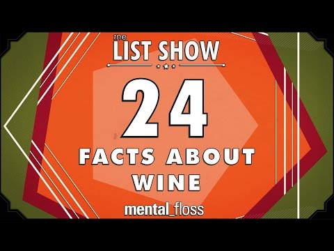 24 Facts about Wine
