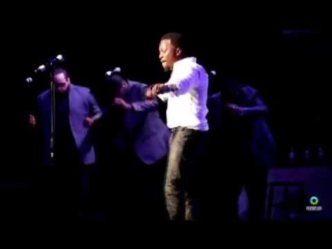 Anthony Hamilton - Best Of Me - Live