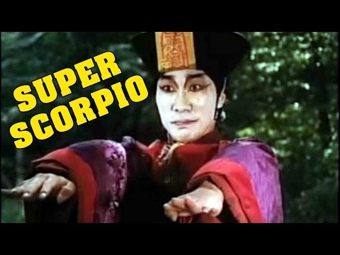Wu Tang Collection - Super Scorpio