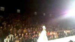 Cindy In Finale Dress (Kai Boutique) Bangkok ELLE Fashion Week