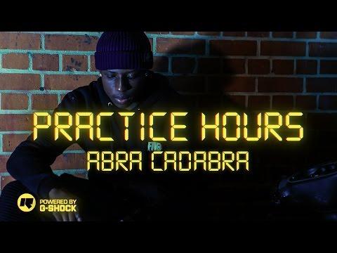 PRACTICE HOURS: ABRA CADABRA @RinseFM @abznoproblem17