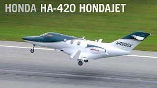 Video Flying the New HondaJet – AINtv MP3, 3GP, MP4, WEBM, AVI, FLV Mei 2019