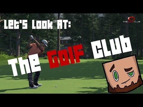 the golf club xbox one test
