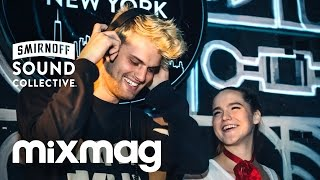Sofi Tukker - Global House Set In The Lab Nyc vídeo clip