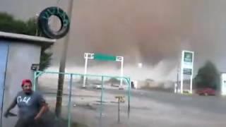 San Luis Potosi Mexico  city images : tornado en san luis potosí mexico
