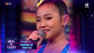 Video Cô bé dân ca Nghi Đình hát Sóc Sờ Bai Sóc Trăng  đốn tim  khán giả trong biệt tài tí hon MP3, 3GP, MP4, WEBM, AVI, FLV Juni 2018