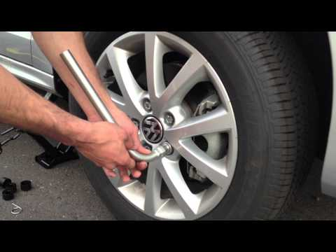 How To: Volkswagen Tire Change