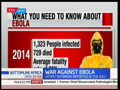 Bottomline Africa: War against Ebola