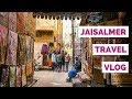 Jaisalmer City Guide  India Travel Video in Rajasthan waptubes