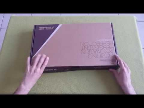 ASUS X550LB Unboxing & Review