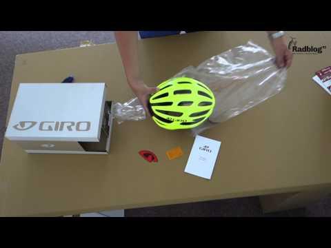 Giro Foray Rennrad & Stadthelm im Test/Unboxing